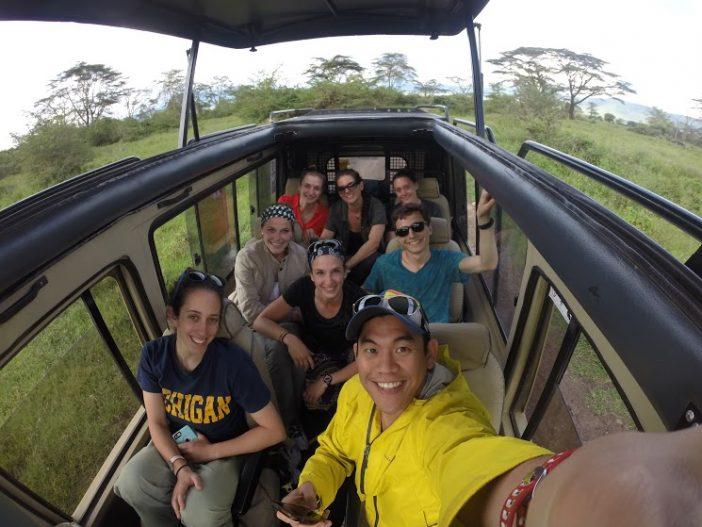 Safari Ngorongoro