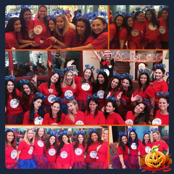 DMC Halloween