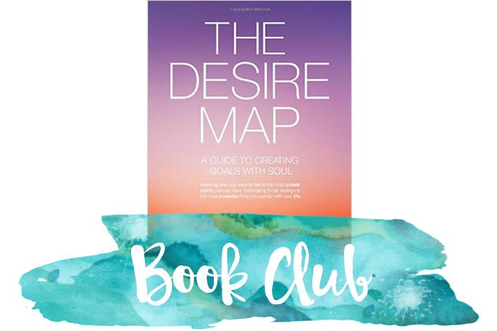 Book Club: The Desire Map