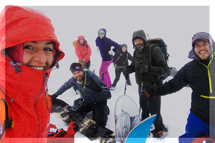 April 2017 Adventure Reports: Mt. St. Helens