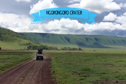 East Africa Safari: Ngorongoro Crater