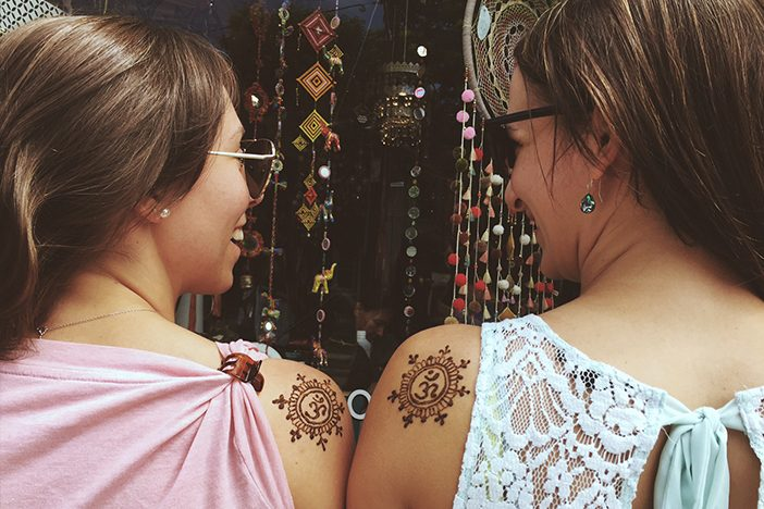 Henna Happiness, New York
