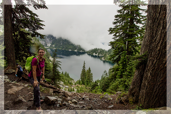 Washington Hike #1: Snow Lake