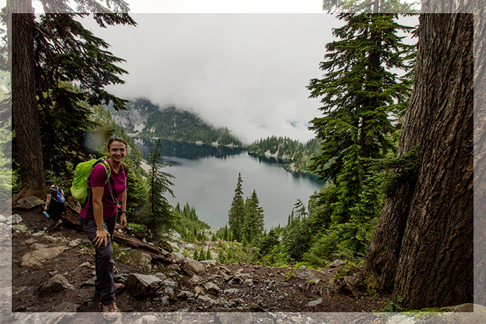 Washington Hike #1: Snow Lake