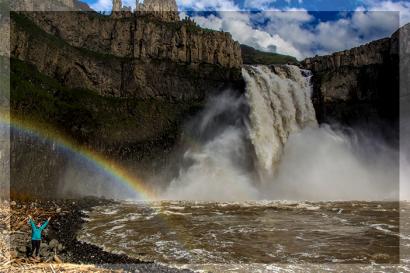 Eastern Washington & Palouse Falls