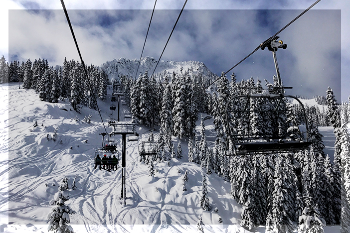 Ode To Snowventures In Washington