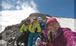 Inter Glacier Ski