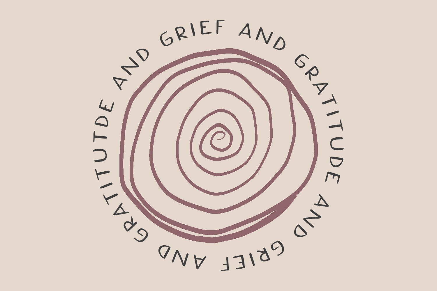Grief and Gratitude Entangled