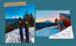 Mountain Therapy Before the Shutdowns on Washington's MTTA